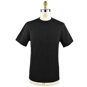 Sz Nouveau T 19km4 Eu 100Coton Knt shirt L Us Kiton 52 42 1cJFKl