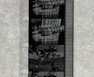 "Advertising 16mm Film Reel - ORAGEN Consumer Drug Corporation ""NEWSPAPER"" (C30)"