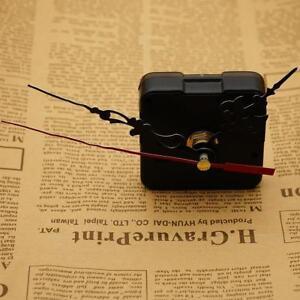 4pcs Wall Clock Quartz Movement Mechanism Repair Set Diy