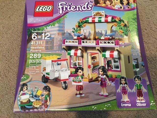 Lego Friends - Heartlake Pizzeria - 41311 - NEW in BOX