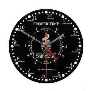 Acrylic-Time-Tide-Wall-Clock-Proper-Time-WC-B-PTT01