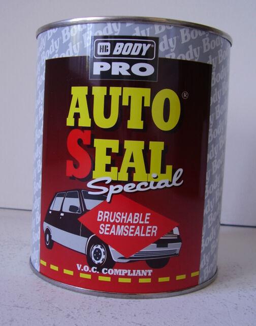 HB Body Pro Autoseal Brushable Seamsealer 1kg - Car body Seam Sealer