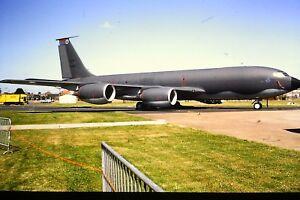 4-503-Boeing-KC-135-Stratotanker-United-States-Air-Force-71427-Kodachrome-SLIDE