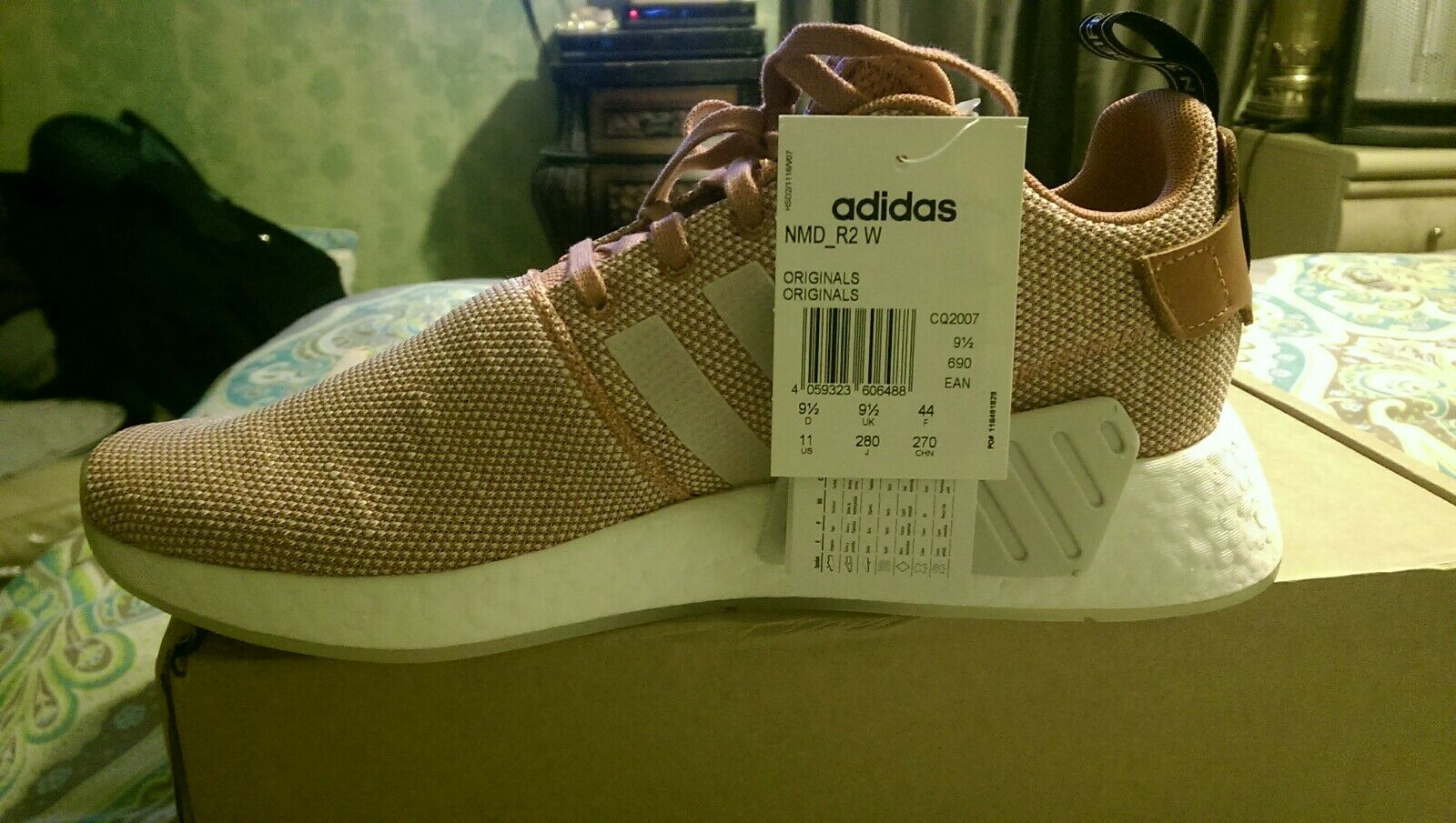 Adidas nmd r2 frauen größe 11.