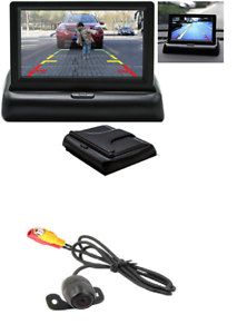 KIT-TELECAMERA-MONITOR-TFT-LCD-4-3-RETROMARCIA-RETROCAMERA-FURGONE-CAMPER-AUTO