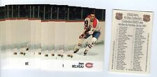 1X JEAN BELIVEAU 1988 Esso NMMT Montreal Canadiens Lots Available