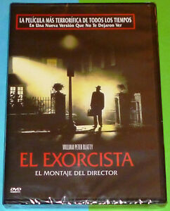 EL-EXORCISTA-THE-EXORCIST-William-Friedkin-Montaje-director-DVD-R2-Precintad