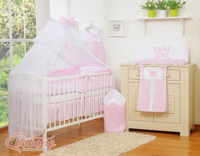 Crib Bedding Set My Little Princess