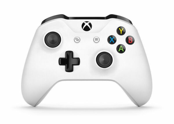 Microsoft Xbox One 1708 Wireless Controller - White | Compra Online En