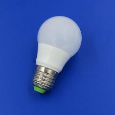 E27 LED Light Bulb 3W 5W 7W 9W 12W 15W Globe Lamp AC/DC 12-24V/AC 85-265V New #T