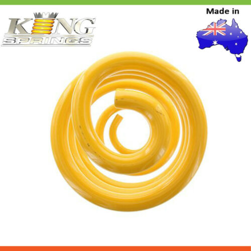 2x King Springs LOWERED COIL SPRINGS For NISSAN NAVARA NP300 D23 4WD CAB Front