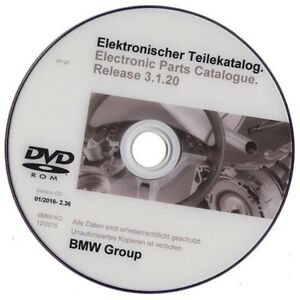 Bmw Mini Etk 12016 Catalogue Spare Parts Spare Parts With