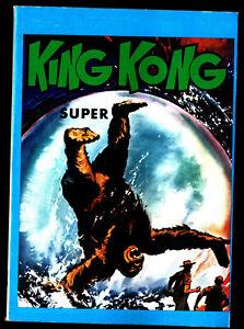 ALBUM SUPER KING KONG # avec n°23-24-25 # 1977 ED. OCCIDENT