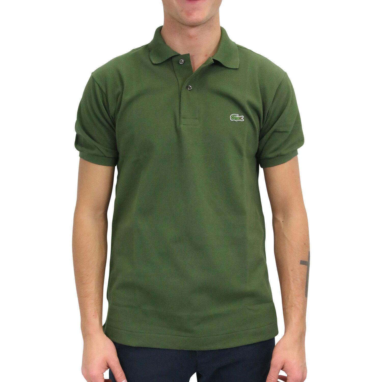 Lacoste L.12.12 Polo Polo Polo aus Petit Pique Shirt Poloshirt Herren kurzarm     | Konzentrieren Sie sich auf das Babyleben  6c2adf