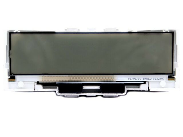 Radio-Display Radio Uhr Display Anzeige Renault Laguna II 01-05 8200002604 A