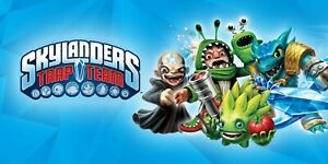 All Skylanders Trap Team Characters Buy 3 Get 1 Free...Free Shipping !!!