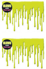 Drama Theater Halloween Glow in Blk Light nucleur bio ooze cling
