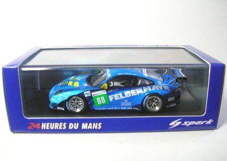 Porsche 997 Gt3 Rsr Rsr Rsr #88 Lm 2011 1:43 Model SPARK MODEL | Supérieure  5f1f1f