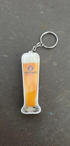 Porte  clef clé bière Paulaner COLLECTOR RARE!!!