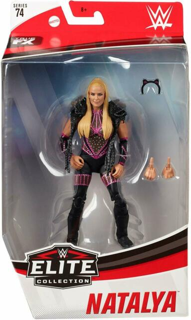 WWE Elite Collection Series 74 - Natalya Figure *BRAND NEW*