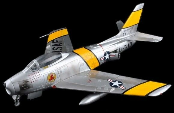 F-86 Sabre US Air Force Fighter 1 1 1 18 Model MERIT MODEL 112465