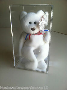Image is loading Rare-Libearty-beanie-baby-With-Beanine-Error-Whiteout- 45cf3e7294b7