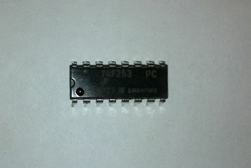 74F253 74F253PC Multiplexer 5 Pieces