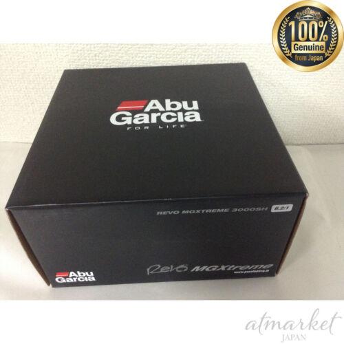 NEW Abu Garcia Spinning reel Revo MGXtreme 3000SH finess shoajingu  from JAPAN