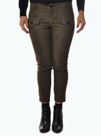 Dondup  -  Pants - Female - Green - 2911102A183925