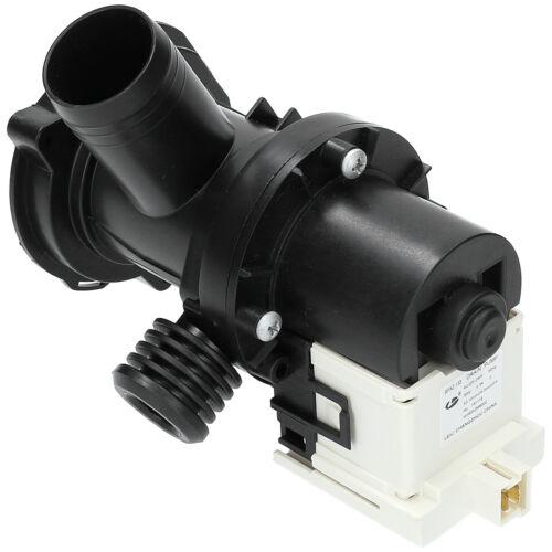 Laugenpumpe Ablaufpumpe Pumpe für Waschmaschine Indesit IWSC4105PL.L