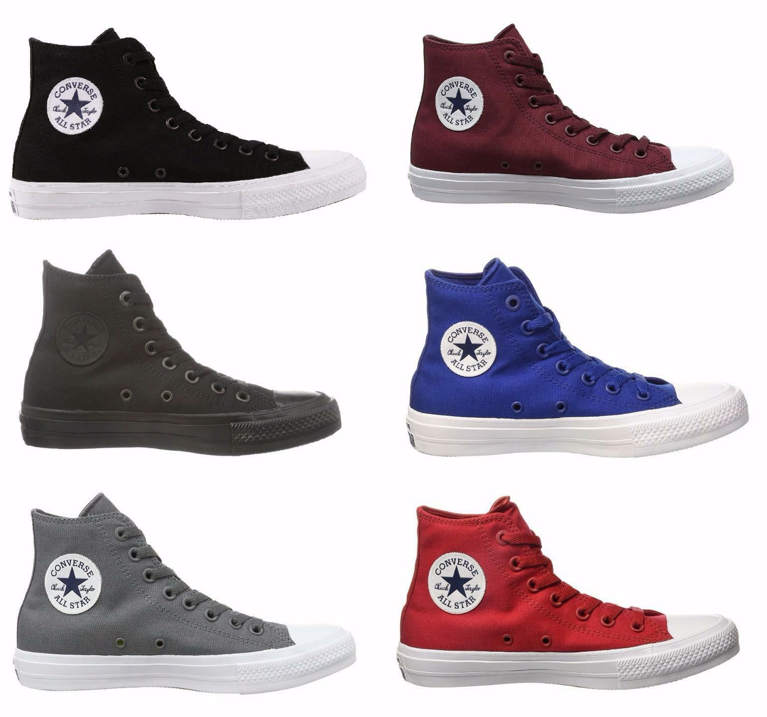 Converse Chuck Star II Chuck Taylor All Star Chuck Chuck Chuck Hi High Top 1315b7