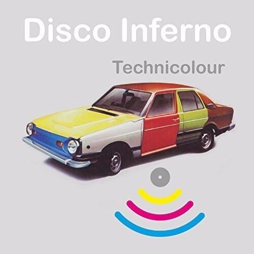 Disco Inferno - Technicolour [New Vinyl LP]