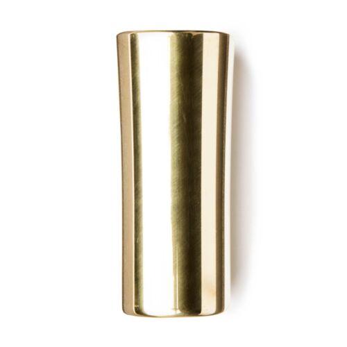 Dunlop Slide Solid Brass Harris Tapered 231 Medium