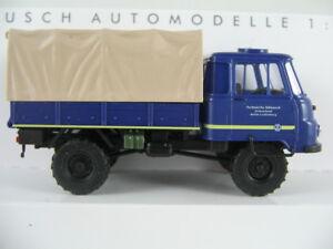 Busch-50224-Robur-LO-2002A-1973-034-THW-OV-Berlin-Lichtenberg-034-1-87-H0-NEU-OVP