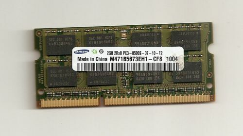 2GB Lenovo T400//T500//R400//R500//W500//W700 DDR3 Memory