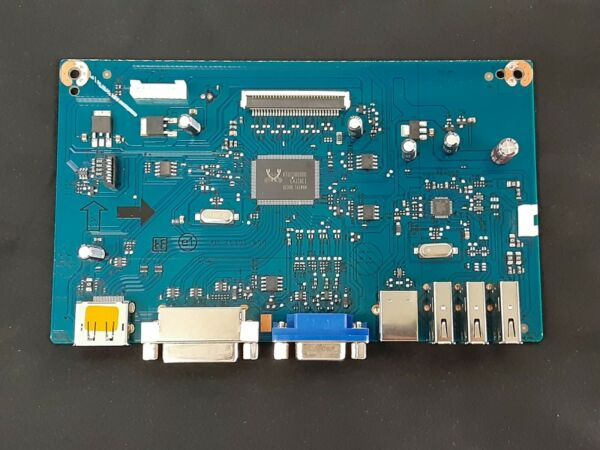 """Dell P2414h Interface & Usb Boards 4h.26301.a00 & 5e.26308.001 24"""" Monitor Parts Voor Een Soepele Overdracht"""
