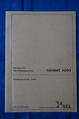 Flight Tracker Sel Unimat 4009 Up-To-Date-Styling