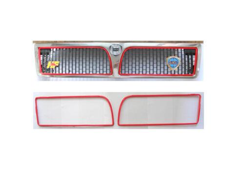 Molduras Frames Griglia parrilla Lancia Delta Integrale