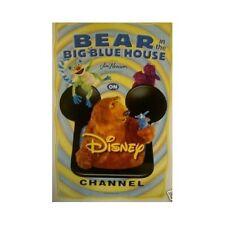 Bear in the Big Blue House 1998 Orig Disney Channel