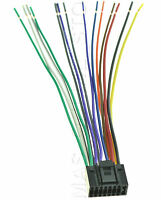 Wire Harness For Jensen Vm9312dvd Pay Today Ships Today