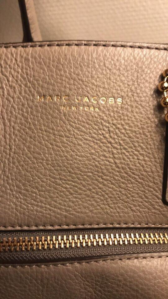 Anden håndtaske, Marc Jacobs, kernelæder
