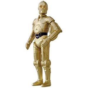 Metal-Figure-Collection-MetaColle-Star-Wars-12-C-3PO-A-New-Hope-Figure-NEW-F-S