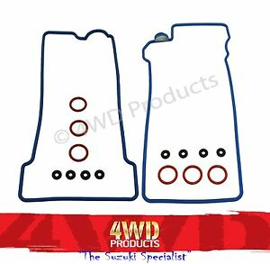 Rocker-Cover-Gasket-amp-Seal-SET-Suzuki-Vitara-LWB-5DR-2-0-V6-H20A-95-98