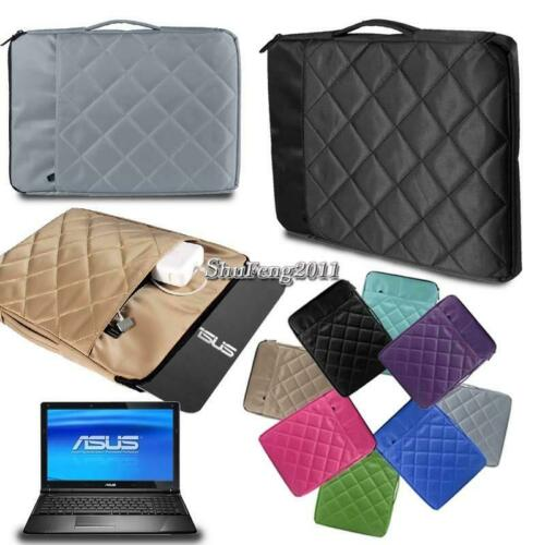 "Soft Laptop Sleeve Case Hand Bag For 10/"" to 14/"" ASUS Chromebook//Transformer Book"
