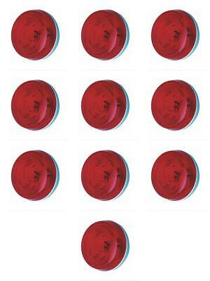 Peterson Manufacturing 10015R Red Replacement Lens
