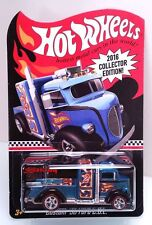 2016 Hot Wheels Custom '38 Ford C.O.E. Kmart Mail In Promotion in Kar Keeper