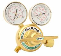 Harris Model 450-125-540 Oxygen 450 Series Regulator 3002497 on sale