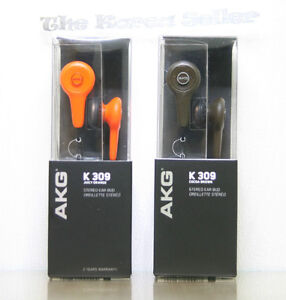 NEW-Genuine-Harman-AKG-K309-Lightweight-open-In-ear-buds-headphones-earphones