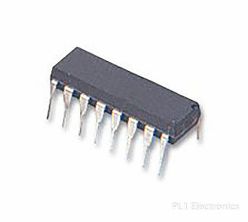 Texas Instruments - CD4017BE - ic , 4000 CMOS ,4017,DIP16,18V