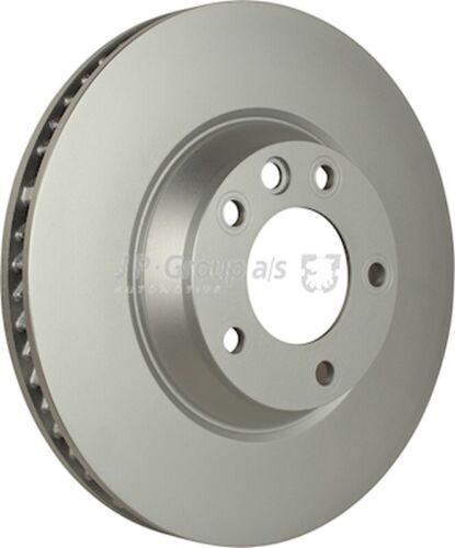 1x DISQUE DE FREIN Jp Group 1163105180 pour VW 7la Touareg q7 7l6 avant droite 350 mm